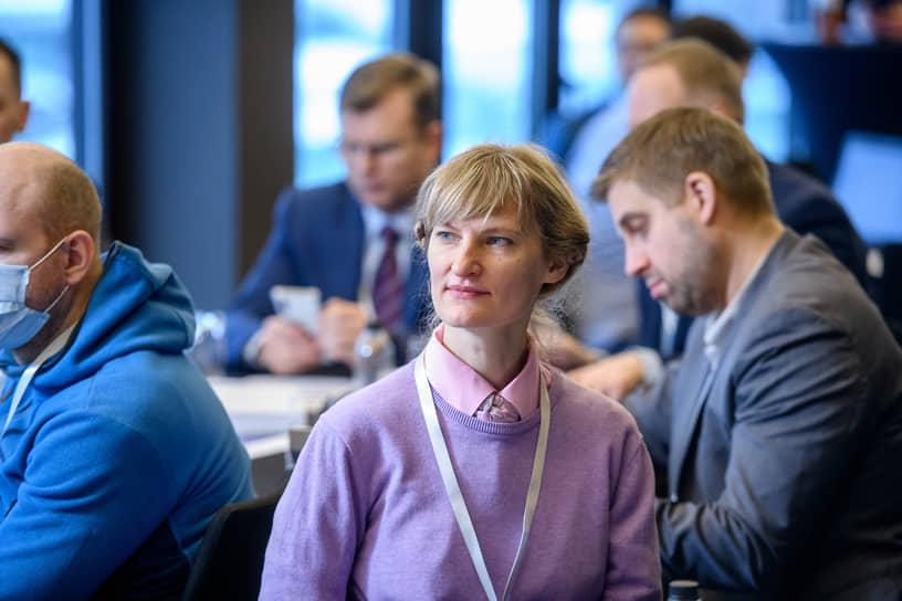 Начальник отдела развития технологий бизнеса компании «Балтийский лизинг» Ирина Горшкова