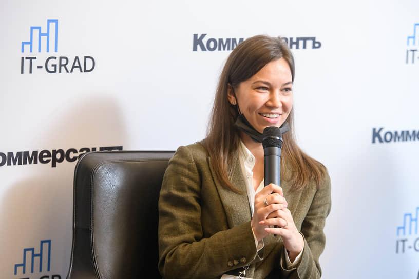 Руководитель IT-направления компании BIOCAD Яна Марьева