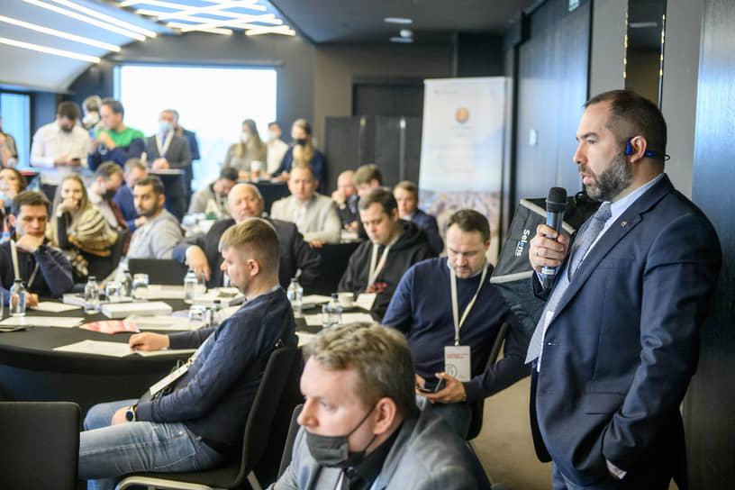 Заместитель генерального директора по автоматизации «Газпром трансгаз Санкт-Петербург» Дмитрий Москович