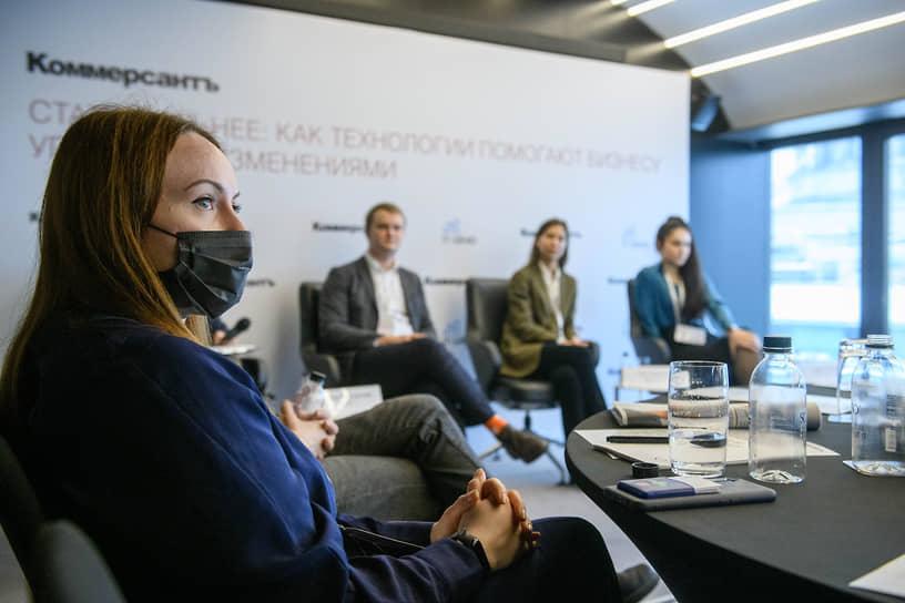 Деловой завтрак «Стать сильнее: как технологии помогают бизнесу управлять изменениями»