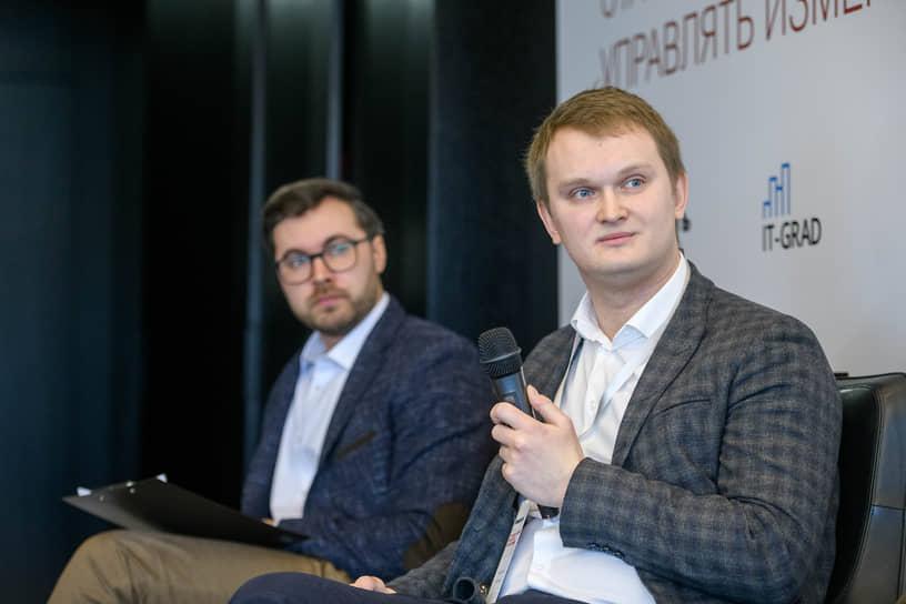 Директор проектных решений облачного бизнеса МТС Евгений Свидерский