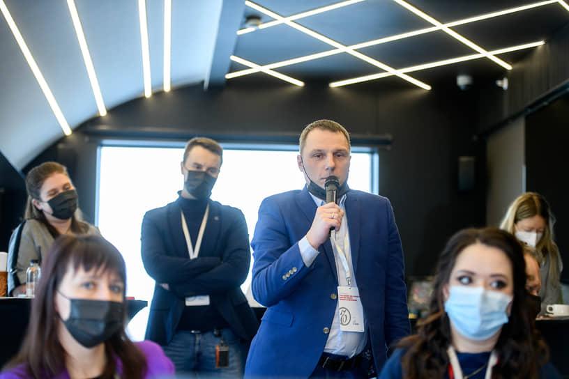 Директор департамента ИТ компании «Росинжиниринг» Владимир Лебединский