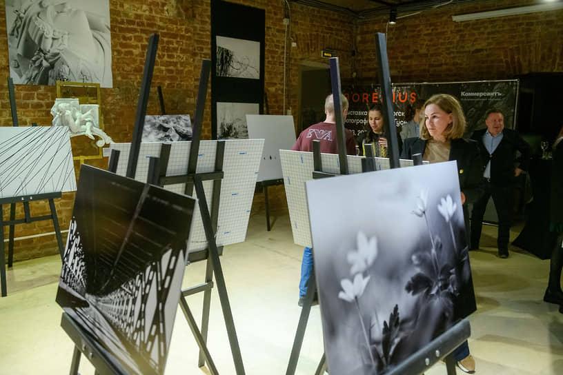 Персональная выставка петербургского фотографа Андрея Гусева