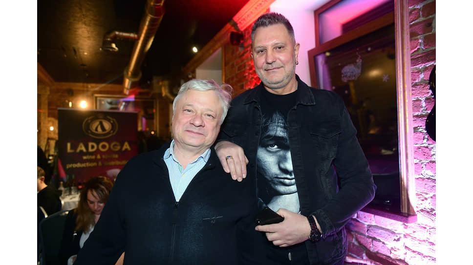 Ресторатор Леонид Гарбар, Михаил Горба