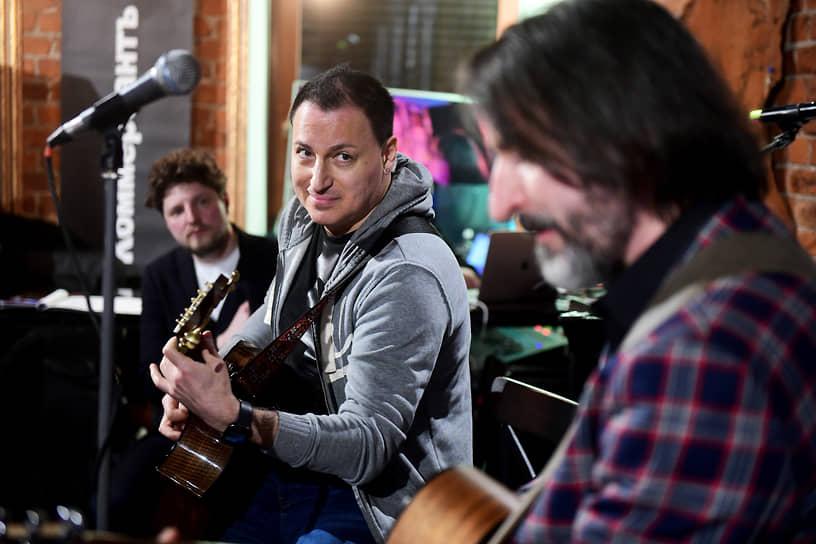Джазовый гитарист Петербурга и Москвы Гасан Багиров