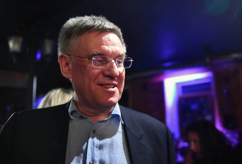 Генеральный директор «ВЭБ Финанс» Сергей Ильченко