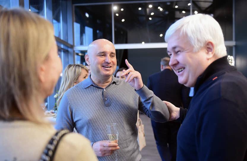 Бизнесмен Игорь Колкин