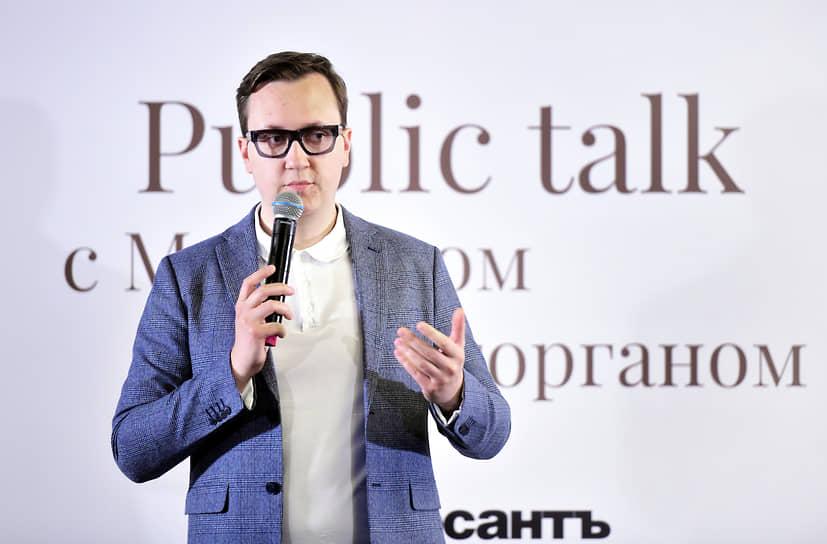 Ведущий специалист отдела продаж «Ауди Центра Выборгский» Никита Жанков