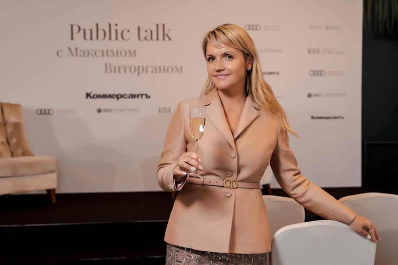 Коммерческий директор отеля SO/ St. Petersburg Мария Чеблакова
