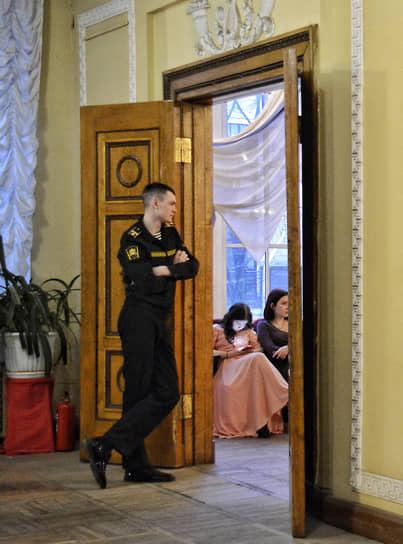 Георгиевский бал, посвященный Дню Победы в Военно-Морском институте