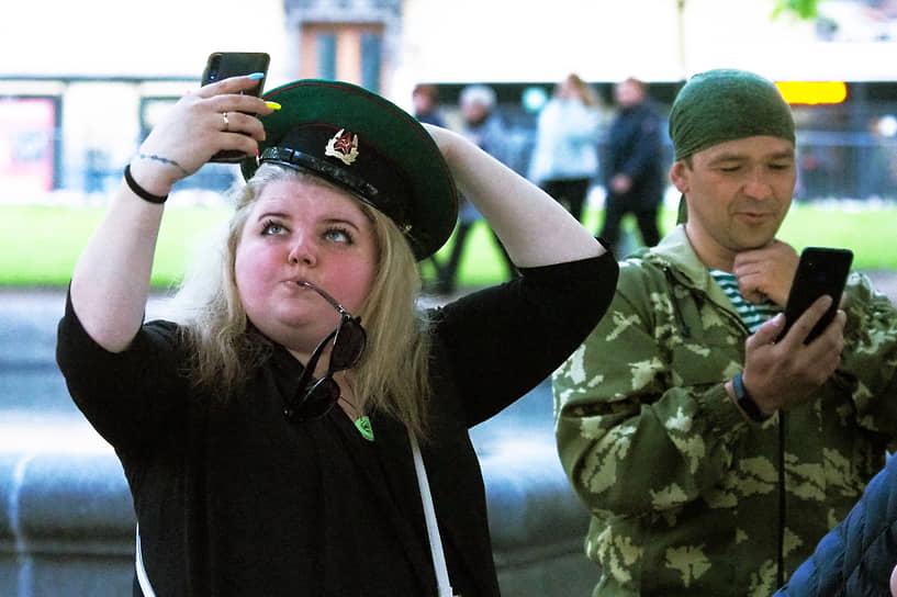 """Народные гуляния в честь """"Дня пограничника"""""""