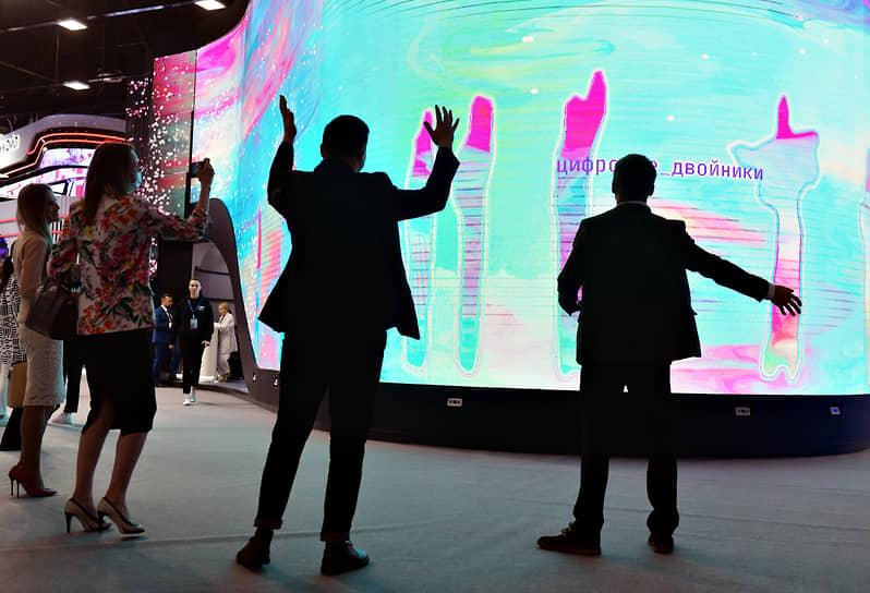XXIV Петербургский международный экономический форум (ПМЭФ) 2021. Участники форума