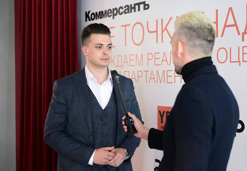 Директор по развитию сети YE'S Антон Агапов