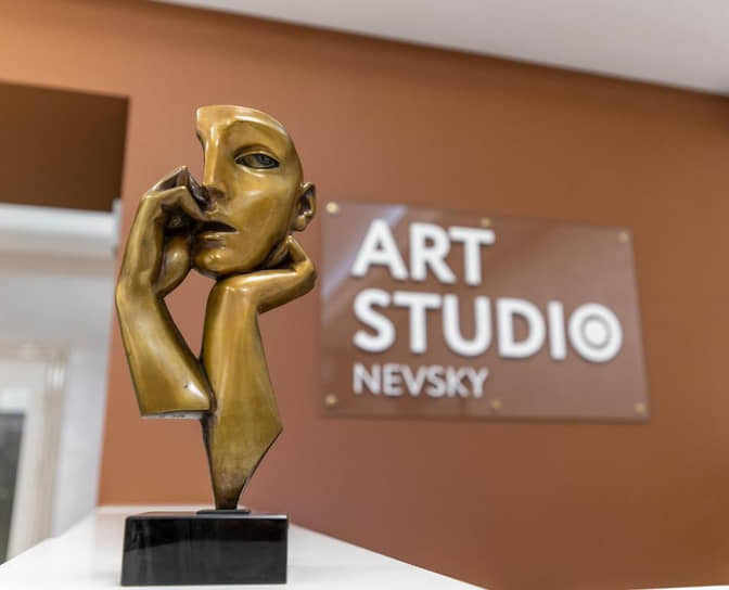 Арсен Аветисян, «Ускользающая красота», ARTSSTUDIO Nevsky