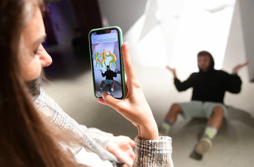 """Выставка New Nature российской арт-группы Recycle в Центральном выставочном зале """"Манеж"""""""