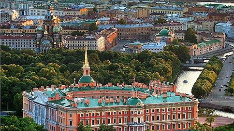 Во дворцах Санкт-Петербурга