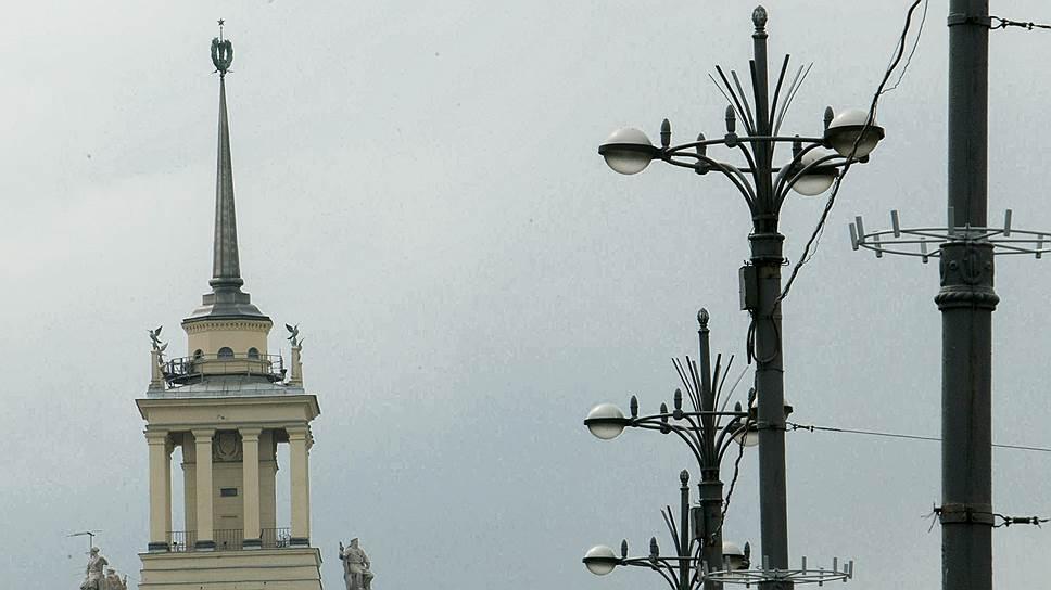 Жилье экономкласса в Московском районе практически не строится