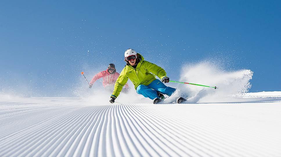 Мороз, солнце и лыжи /