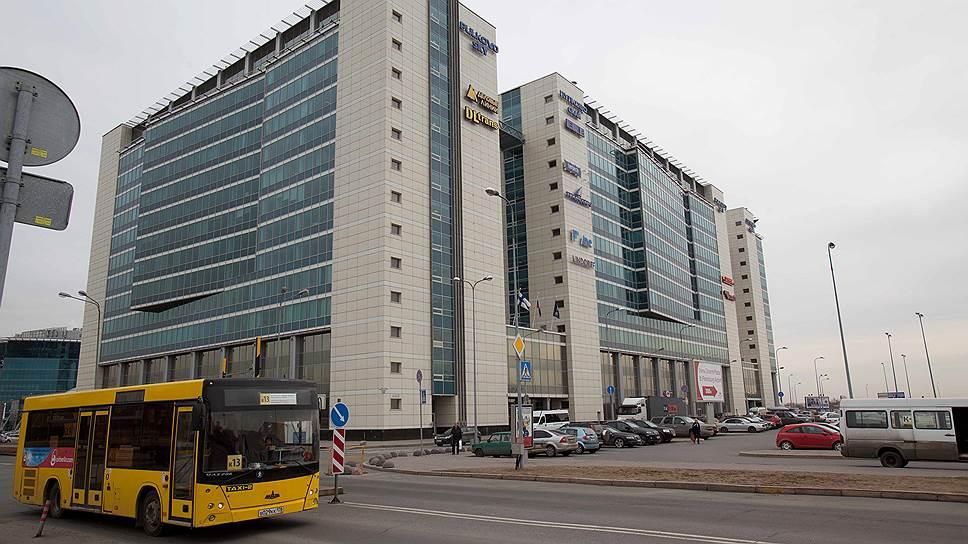 Как полагают эксперты, Пулково может стать одним из новых центров развития Петербурга