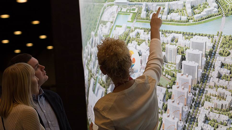 Спрос на новое жилье в целом стабилен, хотя объемы строительства жилья становятся меньше