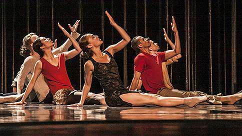 XVIII международный фестиваль современного танца Open Look  / Новая сцена Александринского театра