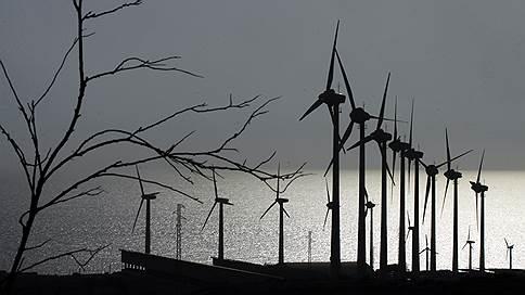 Углеводороды гасят солнце и ветер  / Альтернативная энергетика
