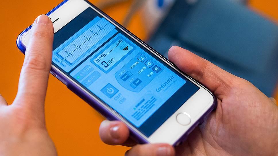 Большинство интересных с технической точки зрения стартапов предлагает индивидуальные диагностические решения, например, измерение пульса посредством сенсорного элемента мобильных телефонов