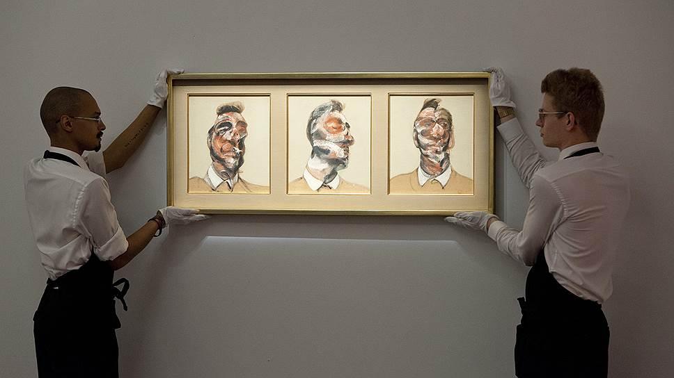 Триптих Фрэнсиса Бэкона на аукционе послевоенного и современного искусства Sotheby's в Лондоне