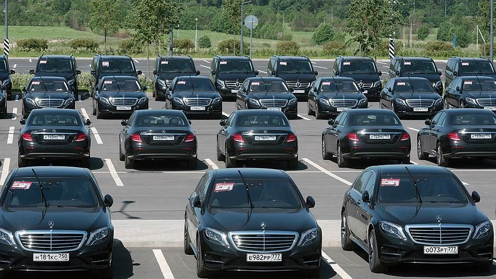 Основным предметом оперативного лизинга в России является автотранспорт