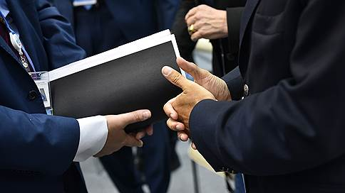 Разговор по регламенту  / Бизнес и власть