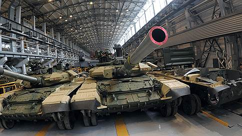 Бронепоезд хочет стать локомотивом  / Оборонная промышленность