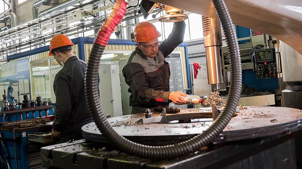 В этом году сразу несколько крупных предприятий Петербурга заявило о закупке нового оборудования