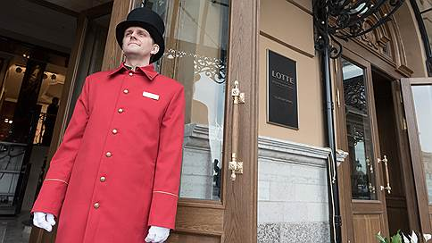 Отели включают в программу  / Инфраструктура гостеприимства