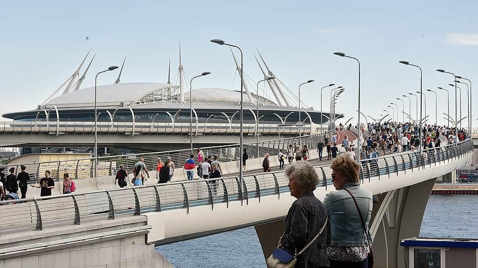 Спортивная инфраструктура как локомотив / Городская среда