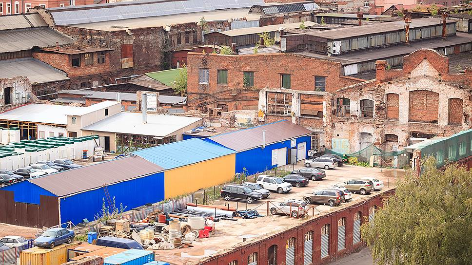 «Серый» пояс — это огромное лоскутное одеяло, на котором ведут деятельность как промышленные гиганты, так и мелкие предприятия, арендующие несколько сотен квадратных метров
