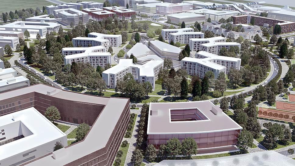 Город будущего — место перспективных инвестиций