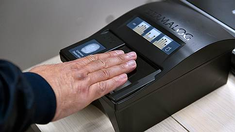 Банки зовут на сборы  / Биометрия