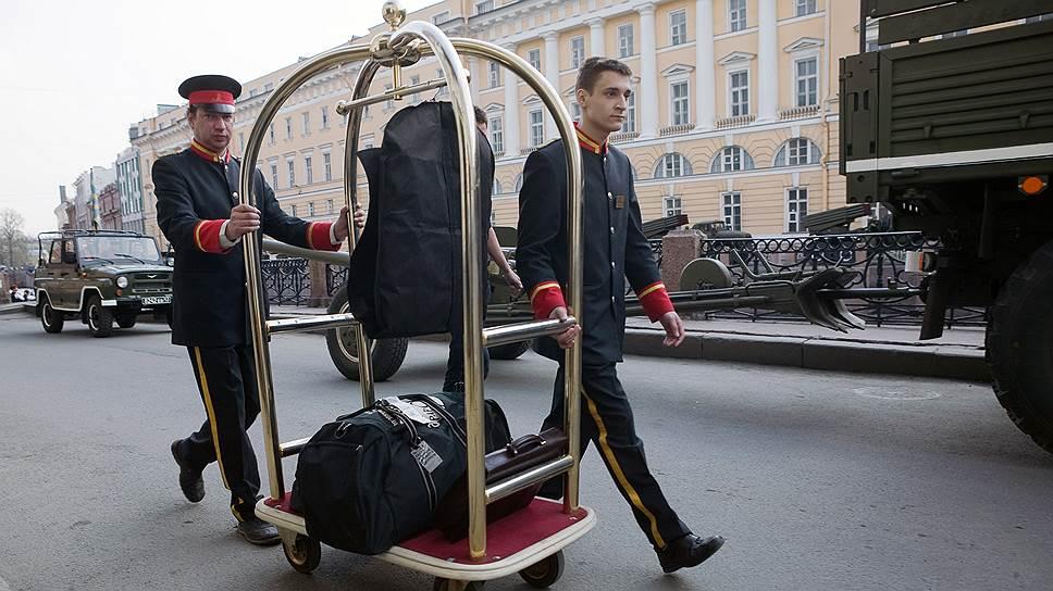В Петербурге представлено около полутора десятков российских операторов
