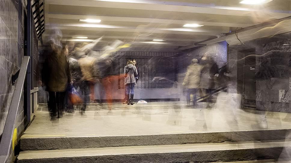 Подземный потенциал / Урбанистика