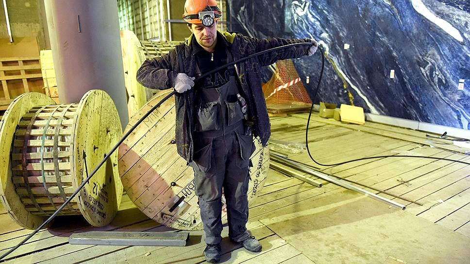 Энергоэффективность у подземных объектов, в частности станций метрополитена, изначально выше, так как такие объекты не подвергаются влиянию внешней среды, а температурный режим стабилен