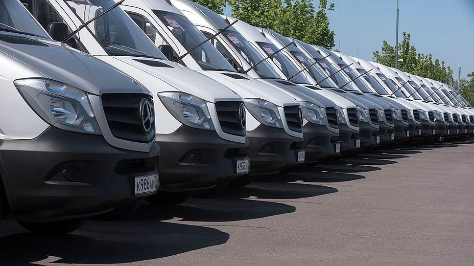 Немногие клиенты готовы отдавать свои автопарки на аутсорсинг. Так же, как и немногие лизинговые компании готовы брать на себя риск возврата больших автопарков