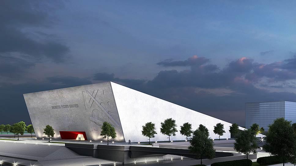 Таким планирует сделать офис собственной архитектурной ассоциации и музей-библиотеку русского авангарда архитектор Андрей Литвинов