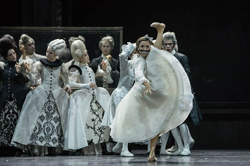 «Щелкунчик и Мышиный король», Ballett Zürich
