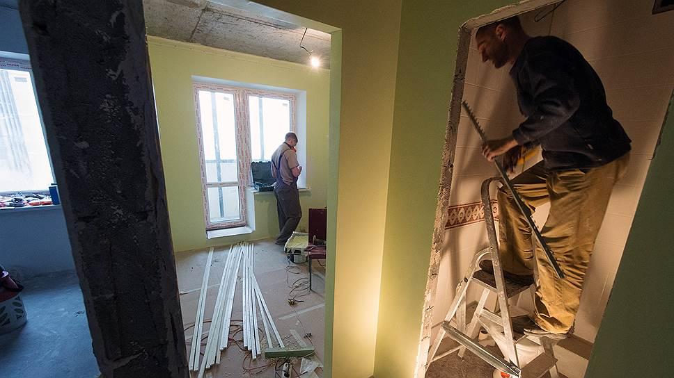 По оценкам экспертов, доля квартир с отделкой «под ключ» в комфорт-классе за последние несколько лет значительно выросла и сейчас составляет 30–40%