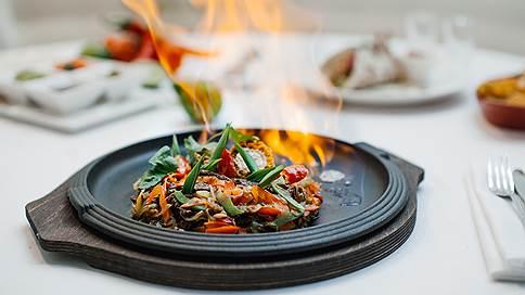 Огненная подача  / Стиль Рестораны