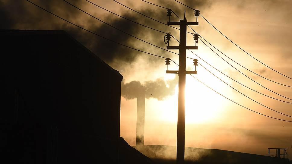 Выбросы парниковых газов происходят главным образом за счет производства и сжигания ископаемого топлива