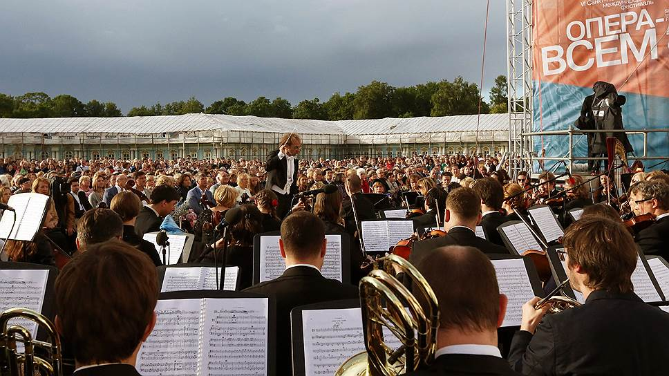 Открытие фестиваля пройдет 12 июля на Соборной площади Петропавловской крепости