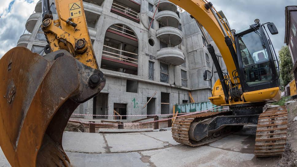 В России со строительной техникой на постоянной основе работает 15–20% лизинговых компаний