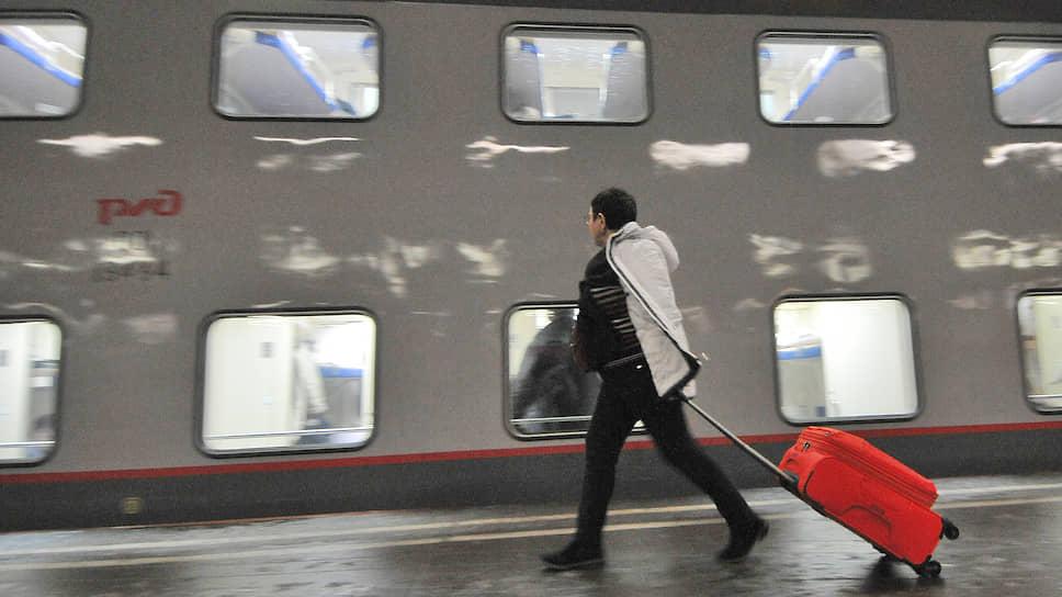 Рынок железнодорожных пассажирских перевозок можно назвать наиболее стабильным и уверенно развивающимся