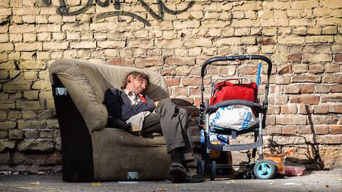 Центнер мацы и двадцать фур кваса  / Бездомные